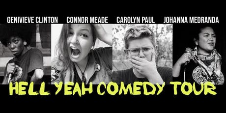 Hell Yeah Comedy Tour at The Independent Comedy Club tickets