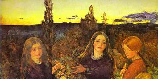 The Only Expert Tour of Manchester's Pre-Raphaelite Paintings
