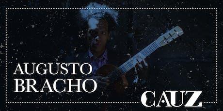 Augusto Bracho entradas