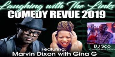 Laughing with The Links Comedy Revue 2019