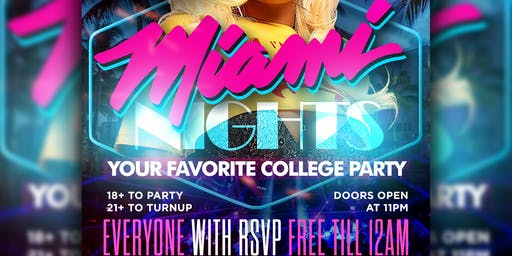 #MiamiNights