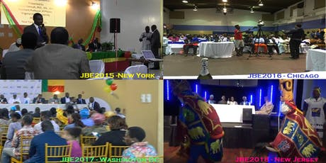 JBE-2019 / BAD-2019 - Beninese Diaspora Annual Convention tickets