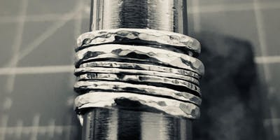 Silver Stacking Rings Workshop - St Andrews