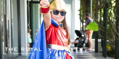 The Royal Poinciana Plaza Pop-Up Patch for Philanthropy