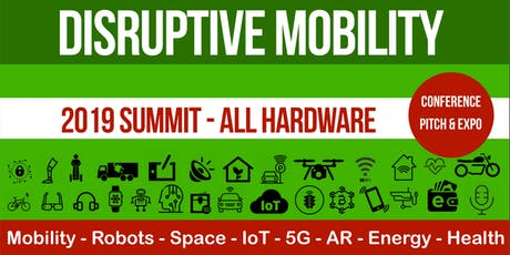 Disruptive Mobility - 2019 Summit tickets