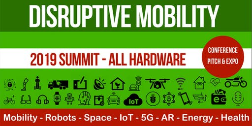 Disruptive Mobility - 2019 Summit