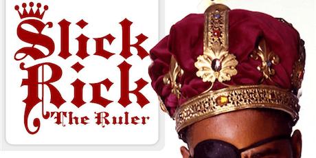 Slick Rick The Rulers Hip Hop Halloween Costume Bash Friday Oct 25 Big Von tickets