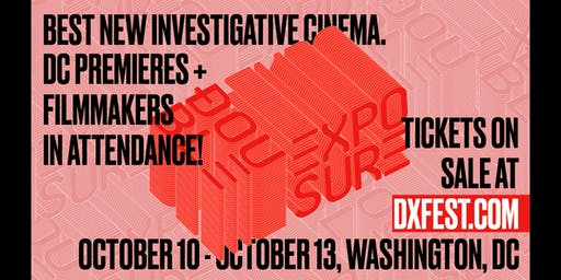 Double Exposure Investigative Film Festival & Symposium 2019