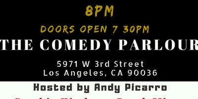 The Comedy Parlour - November