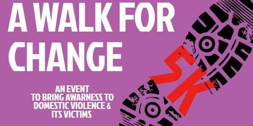 A Walk for Change 5K
