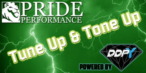 Pride Performance DDP Yoga  - Tune Up & Tone Up Class