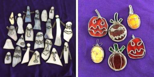 Halloween Stained Glass Workshop 10/25/19