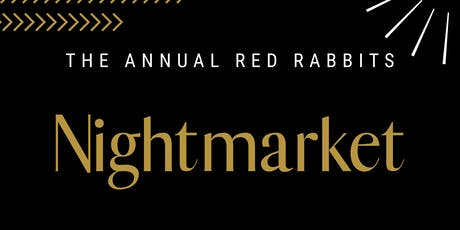 The Red Rabbits Nightmarket tickets