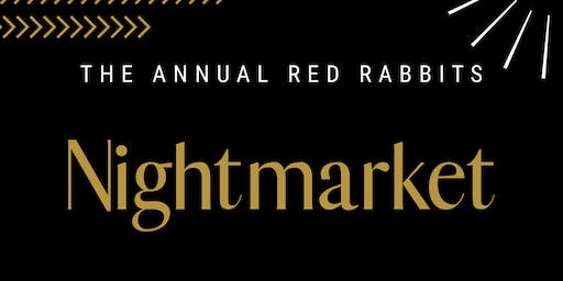The Red Rabbits Nightmarket