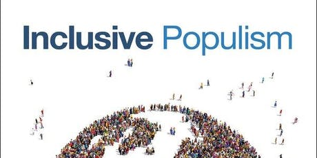 Dr Angus Ritchie and Inclusive Populism tickets