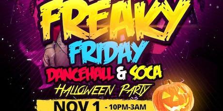 Freaky Friday (Caribbean Halloween Party) tickets