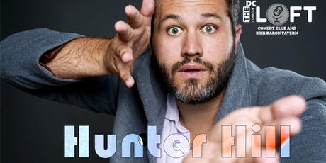 Comedy Show with Hunter Hill from the Elder Millennial Tour tickets
