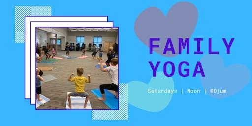 Family Yoga Hour