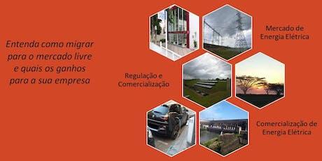 Minicurso: Mercado e a Comercialização de Energia Elétrica no Brasil ingressos
