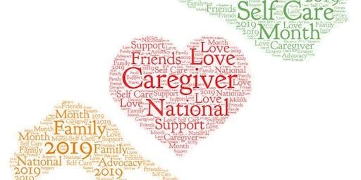 Caregiver Respite Retreat
