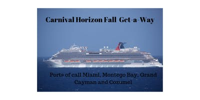 Carnival Horizon Fall Get-A-Way