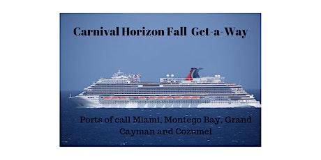 Carnival Horizon Fall Get-A-Way tickets