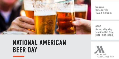 National American Beer Day tickets