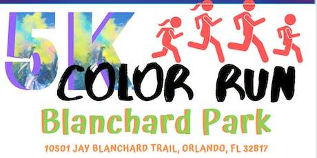 Orphan Run4Hope 5K Color Run tickets