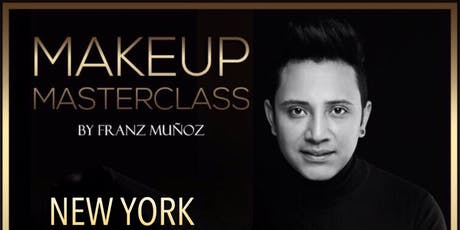 New York Makeup By Franz Masterclass tickets