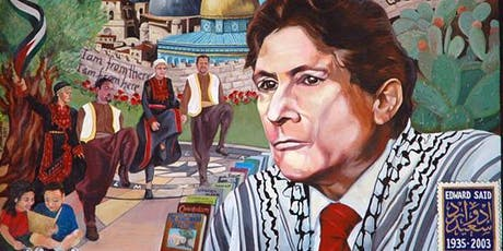 Edward Said & Palestine: The Art of Resistance  billets