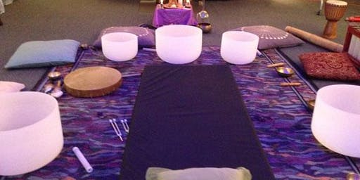 Free Sound Healing Workshop and Open House