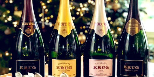 Krug Champagne Summer Lunch