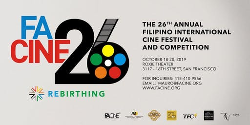 FACINE26 – Festival Passes (6-Film or Full Festival Pass)