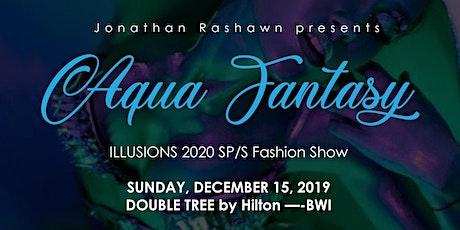 Aqua Fantasy Illusions 2020 SP/S Fashion Show  tickets