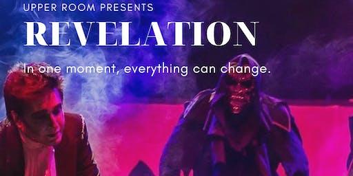 Revelation Saturday, October 26, 2019 at 2:00pm