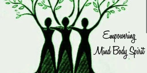 EMPOWERING  MIND BODY & SPIRIT
