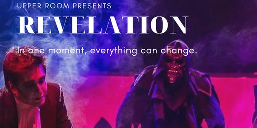 Revelation Friday, November 1, 2019 at 7:30pm