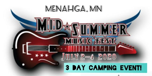 Mid summer music fest 2020