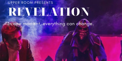 Revelation Saturday, November 2, 2019 at 6:00pm