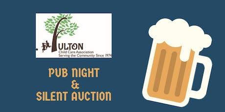 Pub Night & Silent Auction tickets