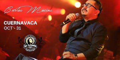 Carlos Macias en CUERNAVACA