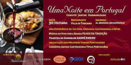 Noite em Portugal ingressos