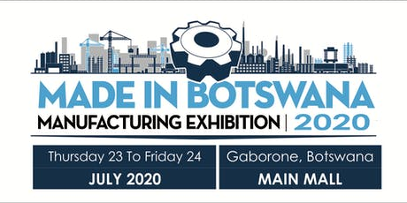 MANUFACTURING & DISTRIBUTION EXPO 2020 tickets