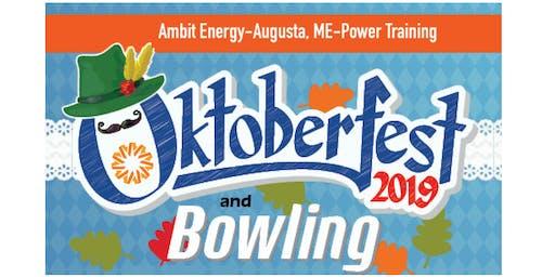 Augusta Maine  Oktoberfest Training & Bowling Event