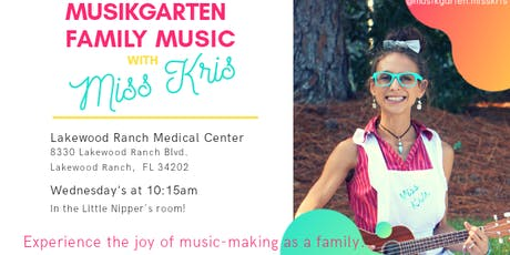 Musikgarten Family Music for Babies  - Lakewood Ra tickets