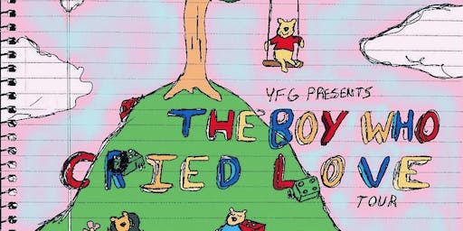 """YoungforGod - """"The Boy Who Cried Love Tour"""""""