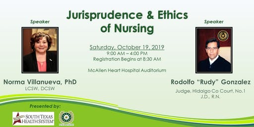 Jurisprudence & Ethics in Nursing - Student & Educators