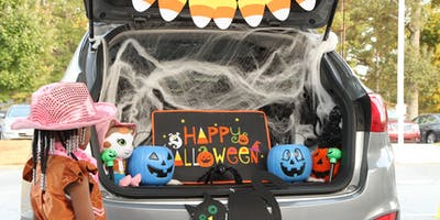 Vehicle Registration for Trunk or Treat by Dodge City Chevy City NJ & B. M.