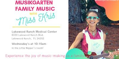 Musikgarten Family Music Babies (Lakewood Ranch)