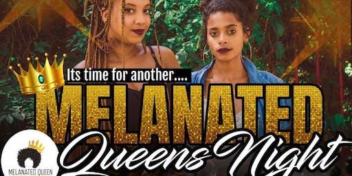 Melanated Queens Night